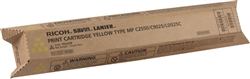 Ricoh 841283 Genuine Yellow Toner Cartridge