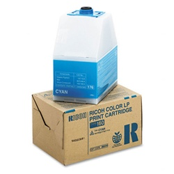 Ricoh 888445 Genuine Cyan Toner Cartridge Type-160