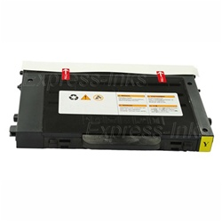 Samsung CLP-510 Yellow Toner Cartridge CLP-510D5Y