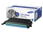 Samsung CLP-C660B Genuine Cyan Toner Cartridge