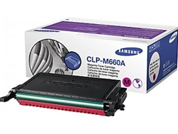 Samsung CLP-M660A Genuine Magenta Toner Cartridge