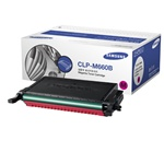 Samsung CLP-M660B Genuine Magenta Toner Cartridge