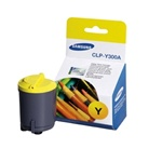 Samsung CLP-Y300A Genuine Yellow Toner Cartridge