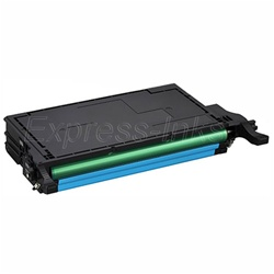 Samsung CLT-C609S Compatible Cyan Toner Cartridge