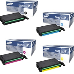 Samsung CLP-770ND Genuine Toner Cartridge Combo