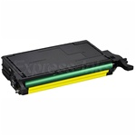 Samsung CLT-Y609S Compatible Yellow Toner Cartridge