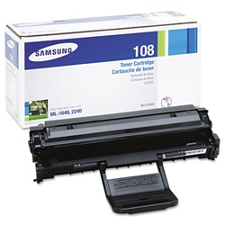 Samsung MLT-D108S Genuine Toner Cartridge