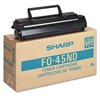 Sharp FO-45ND Genuine Black Toner Cartridge