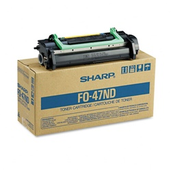 Sharp FO-47ND Genuine Black Toner Cartridge