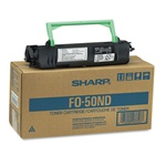Sharp FO-50ND Genuine Black Toner Cartridge