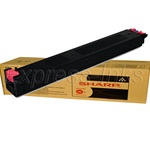 Sharp MX-40NTM Genuine Magenta Toner Cartridge