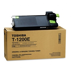 Toshiba T1200 Genuine Black Toner Cartridge
