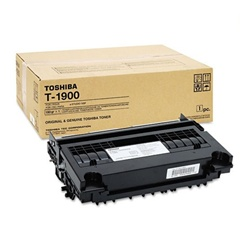 Toshiba T1900 Genuine Black Toner Cartridge