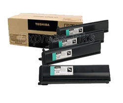 Toshiba T2320 Genuine Toner Cartridge 4-Pack