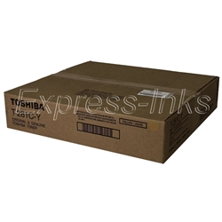 Toshiba T281CY Genuine Yellow Toner Cartridge