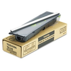 Toshiba TK05 Genuine Black Toner Cartridge