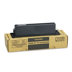 Toshiba TK15 Genuine Toner Cartridge