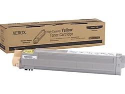 Xerox Phaser 7400 Genuine Yellow Toner Cartridge 106R01079