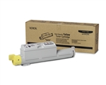 Xerox Phaser 6360 Genuine Yellow Toner Cartridge 106R01220