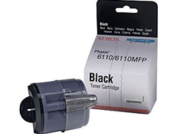 Xerox Phaser 6110 Black Toner Cartridge