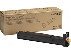 Xerox 106R01318 Genuine Magenta Toner Cartridge
