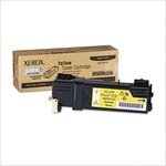 Xerox 106R01333 Genuine Yellow Toner Cartridge