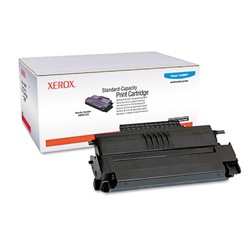 Xerox 106R01378 Genuine Black Toner Cartridge