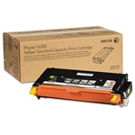 Xerox 106R01390 Genuine Yellow Toner Cartridge