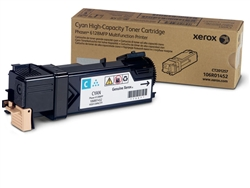 Xerox 106R01452 Genuine Cyan Toner Cartridge