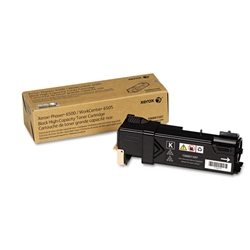 Xerox 106R01597 Genuine Black Toner Cartridge