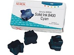 Xerox Phaser 8400 Cyan Solid Ink 108R00605
