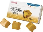 Xerox 108R00671 Yellow (3-Sticks) Genuine Solid Ink