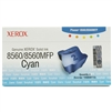 Xerox Phaser 8560 (3-Sticks) Genuine Cyan Solid Ink 108R00723