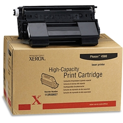 Xerox Phaser 4500 Genuine Toner Cartridge 113R00657