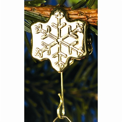Christmas Tree Ornament Hooks Free Shipping : Gold sure grip clips g free shipping