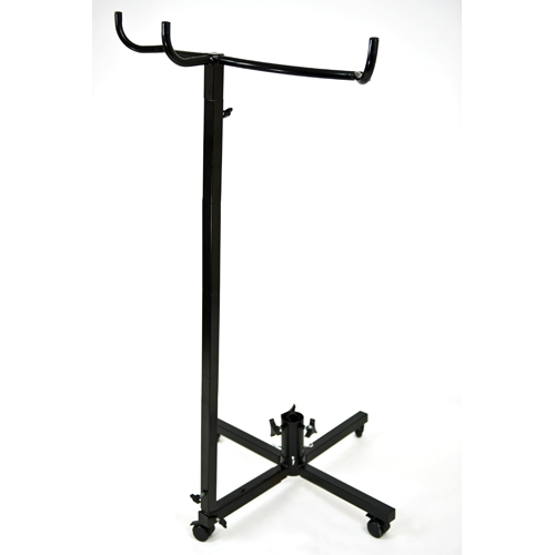 hanging storage rack and tree stand combo - Artificial Christmas Tree Stand