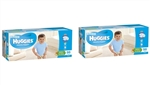Huggies Walker Boy Nappies (13-18 kg) Bulk - 96x2 nappies