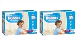 Huggies Toddler Boy Nappies (10-15 kg) Bulk MULTIBUY - 108x2 nappies