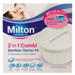 Milton 2 in 1 Combi Sterilisation Starter Kit