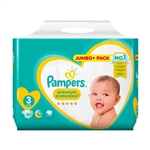 Pampers Premium Protection 5-9kg 80