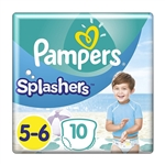 Pampers Splashers Swim Pants 5-6 (14kg+)