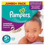 Pampers ActiveFit 5+ 13-25kg 58