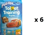 Huggies Pull Ups Toilet Training Pants Early Stage Trainers for BOYS -14 to 18 kg-   MULTIBUY 13 x6 (1 BOX)