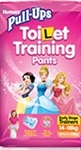 Huggies Pull Ups Toilet Training Pants GIRL Early Stage Trainers -14 to 18 kg-  13p