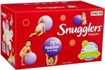 Baby nappies: Snugglers Toddler 72 10-15 kg