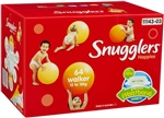 Baby nappies: Snugglers Walker 64 13-18kg