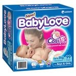 Babylove Cosifit Nappies Newborn 99