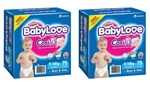 Babylove Cosifit Nappies Toddler (9-14kg) -  Bulk Multibuy 75x2