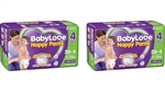 Babylove Junior Nappy Pants (15-25kg)   Bulk Multibuy 42x2 nappies