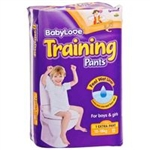 Babylove Training Pants Large